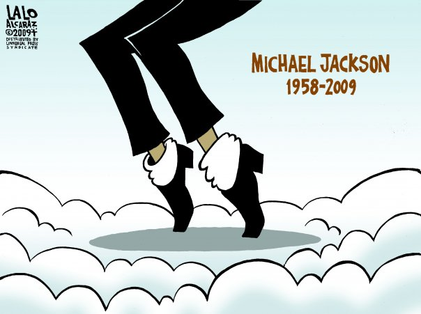 Lalo Alvarez' Tribute to Michael Jackson