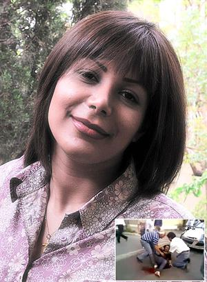 Photo of Neda Agha-Soltan who died Saturday, June 20, 2009