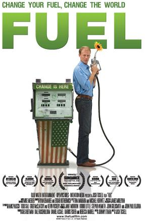 Poster for the film Fuel coming out this Fall!