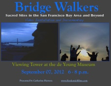 Bridge Walkers Postcard