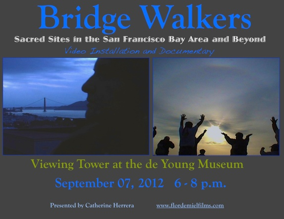Bridge Walkers Postcard