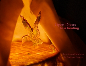 'Open Doors' Press Image 2014, Created by Catherine Herrera, Flor de Miel Fotos